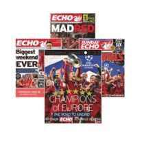 Liverpool Echo - LFC Euro Bundle